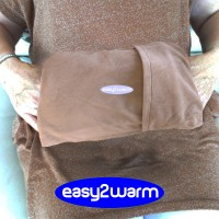 Advantage Package Luxury Grey Electric Hot Water Bag, Beige Spotted, together with our Beige Hand Warmer