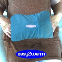 Advantage Package light Blue Electric Hot Water Bag, together with our light Blue Hand Warmer